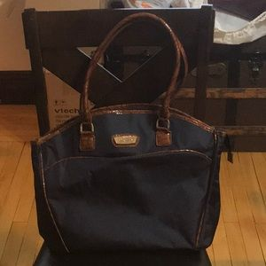 Ellen Tracy travel tote